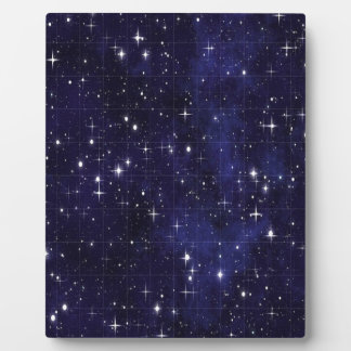 Starry  Night Plaque