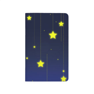 Starry Night pocket journal