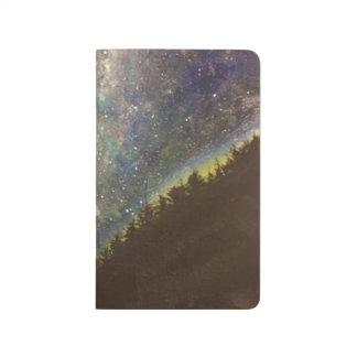 Starry Night Pocket Notebook