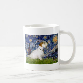 Starry Night - Sealyham Terrier (L) Coffee Mug