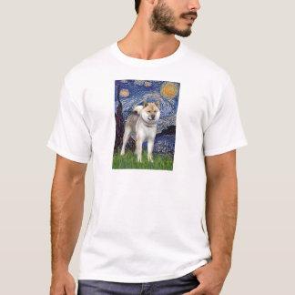 Starry Night - Shiba Inu T-Shirt