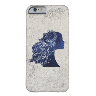 Starry night Silhouette Barely There iPhone 6 Case