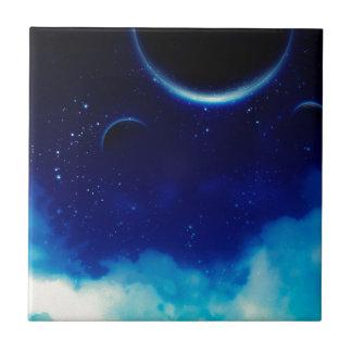 Starry Night Sky Tile