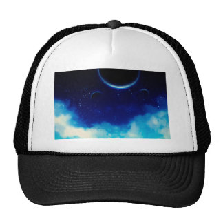 Starry Night Sky Trucker Hat
