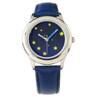 Starry Night stainless steel Watch
