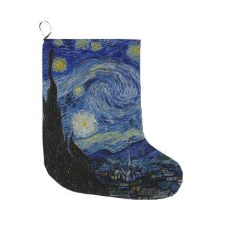 Starry Night Stocking