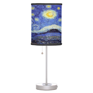 Starry Night Table Lamp