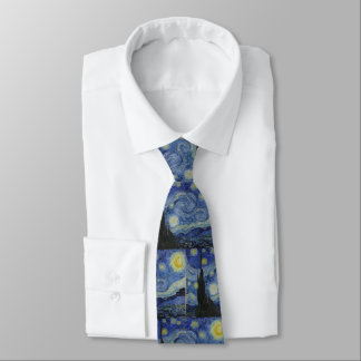 Starry Night Tie
