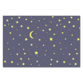 Starry Night Tissue Paper