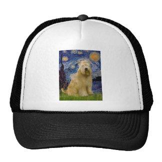 Starry Night (V) - Wheaten Terrier Trucker Hat