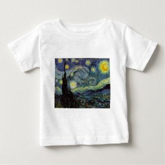 Starry Night - van Gogh T Shirt