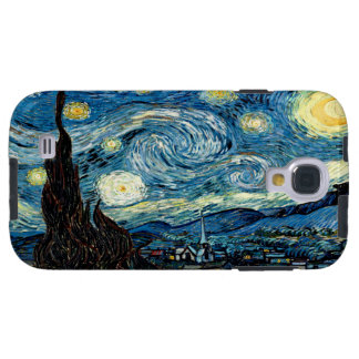 Starry Night - Van Gogh - Vibe Samsung Galaxy S4