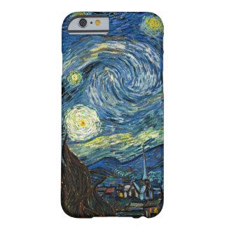 Starry Night Vincent Van Gogh Custom Case