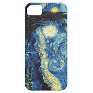 Starry Night Vincent Van Gogh Famous Painting iPhone 5 Cover
