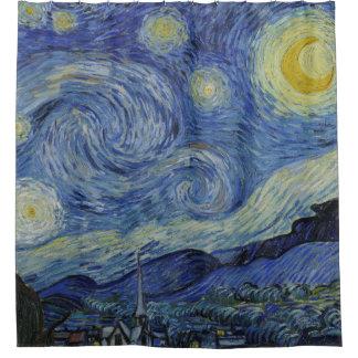Starry Night Vincent van Gogh Fine Art Painting