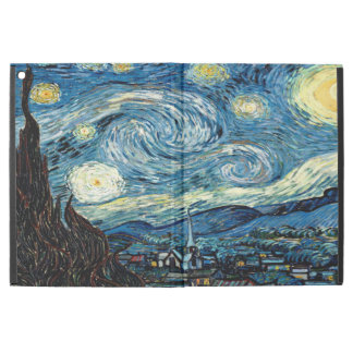 """Starry Night"" - Vincent Van Gogh iPad Pro 12.9"" Case"