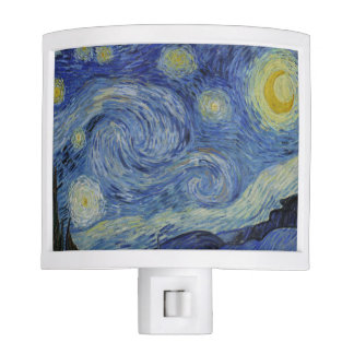 Starry Night Vincent van Gogh Nite Light