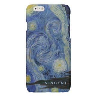 Starry Night Vincent van Gogh Personalized
