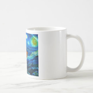 Starry Nightmare Classic White Coffee Mug