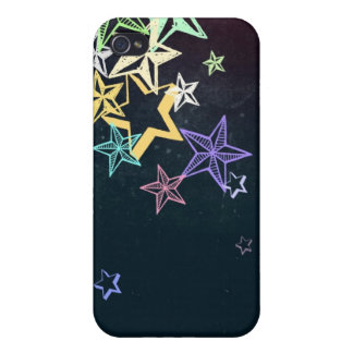 Starry Nights iPhone 4 Case