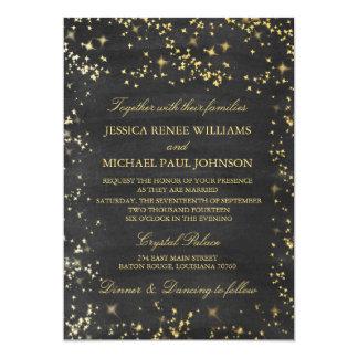 Starry Nights Wedding Invitations