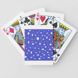 starry-nite bicycle playing cards