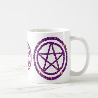 Starry Pentacle Coffee Mug