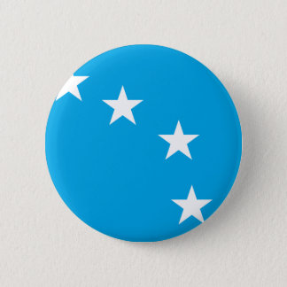 Starry Plough - Irish Socialist Communist Flag 2 Inch Round Button