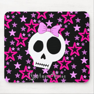 Starry Punk Mousepad