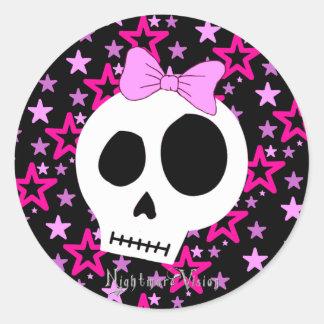 Starry Punk Sticker