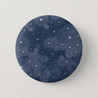 Starry Sky 2 Inch Round Button