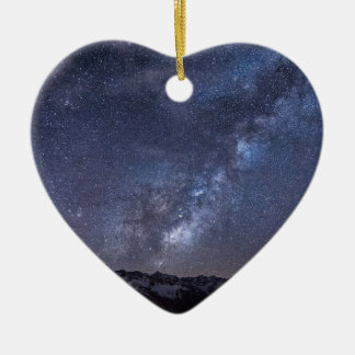 Starry Sky Ceramic Ornament