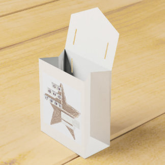 Starry Star Gift Box Favor Boxes