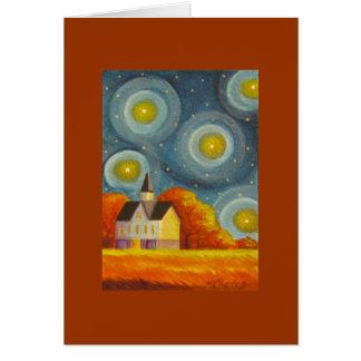 Starry Starry Night Card