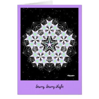 Starry, Starry Night Card
