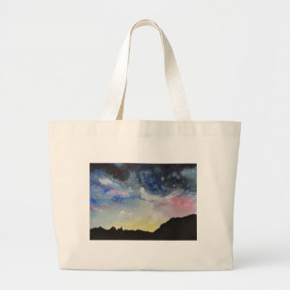 Starry Starry Sky Large Tote Bag