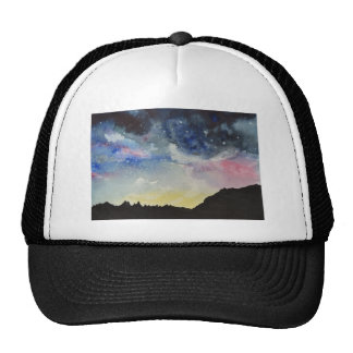 Starry Starry Sky Trucker Hat