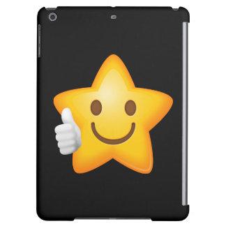 Starry Thumbs Up Emoji iPad Air Case