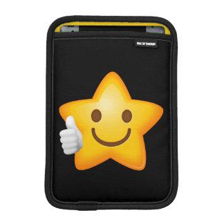 Starry Thumbs Up Emoji Sleeve For iPad Mini