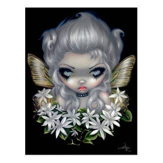 """Starry Wild Jasmine Fairy"" Postcard"