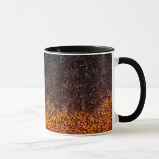 Stars Above, Fire Below - Ringer Mug 10oz