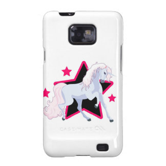 Stars and a Unicorn Galaxy SII Covers
