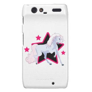 Stars and a Unicorn Motorola Droid RAZR Case