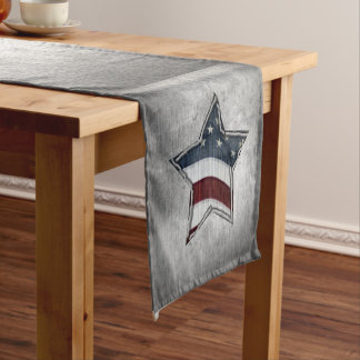 Stars and Bars Table Runner
