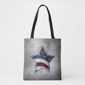 Stars and Bars Tote Bag