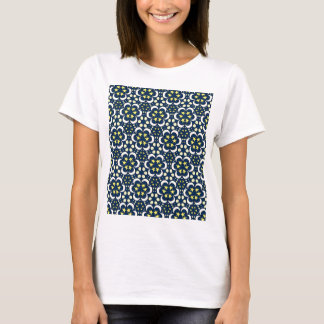 Stars and moon tessellation T-Shirt