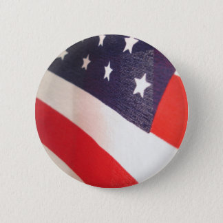 Stars and Stripes 2 Inch Round Button