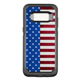 Stars and Stripes-American Flag by Shirley Taylor OtterBox Commuter Samsung Galaxy S8 Case