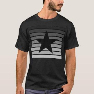 Stars and Stripes (Black/White) T-Shirt