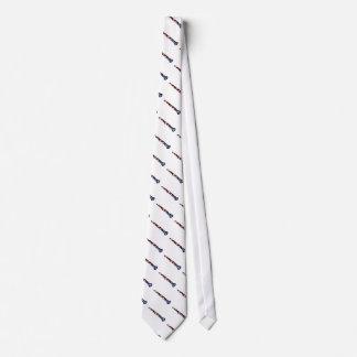Stars and Stripes Clarinet Tie